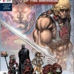 Preview of Injustice vs. Masters of the Universe #1