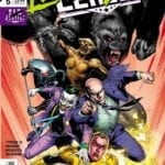 Embrace Evil with preview of Justice League #5