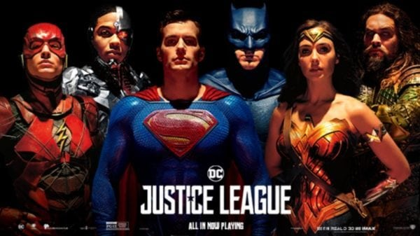 Justice League VFX video features deleted footage from the