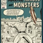 Preview of Jack Kirby's Marvel Heroes & Monsters Artist's Edition