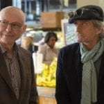 First look images from Chuck Lorre's The Kominsky Method starring Michael Douglas and Alan Arkin
