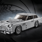 LEGO's Creator James Bond Aston Martin DB5 set unveiled