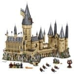 LEGO unveils its 6020-piece Harry Potter Hogwarts Castle set