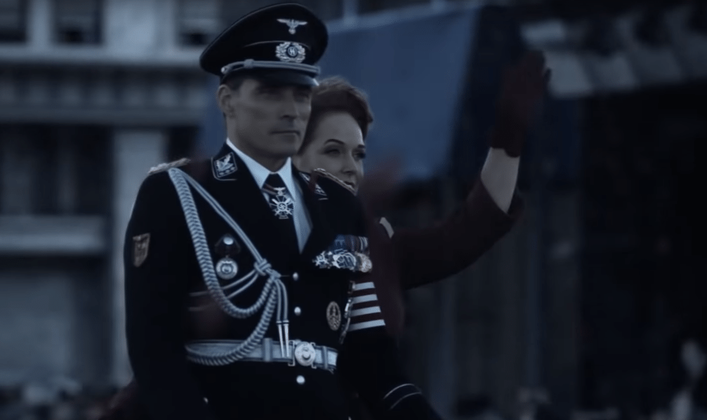 A Man In A High Castle
