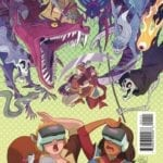 Preview of Marvel Rising: Ms. Marvel/Squirrel Girl #1