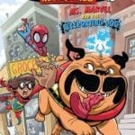 Preview of Marvel Super Hero Adventures: Ms Marvel and the Teleporting Dog #1