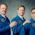 First image from Moonbase 8 featuring John C. Reilly, Tim Heidecker and Fred Armisen