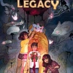 Check out a 20-page preview of Pandora's Legacy graphic novel