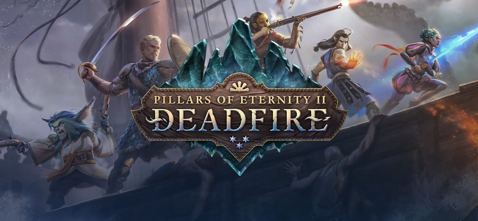 pillars of eternity ii deadfire 攻略