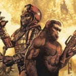 Boom! Studios celebrates 50th anniversary of Planet of the Apes with two specials