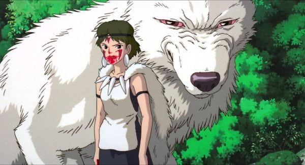 Hayao miyazakis princess mononoke coming to us theaters this month gkis and fathom events have announced that hayao miyazakis anime masterpiece princess mononoke will be the next feature to screen as part of studio ghibli voltagebd Image collections