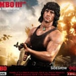 Phicen's Rambo III collectible statue available to pre-order now