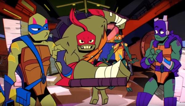 SDCC 2018 Rise of the TMNT Teenage Mutant Ninja Turtles Promo Comic Book