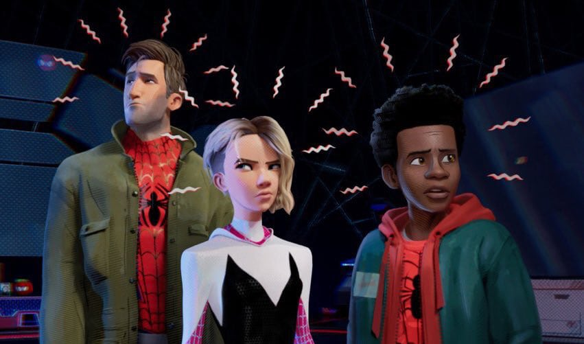 Spider-Man: Into the Spider-Verse gets a new image, castings, and Comic-Con interviews
