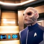 Star Trek: Discovery season 2 image offers first look at new Saurian character