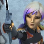 Exclusive Interview – Star Wars Rebels' Tiya Sircar on Sabine and the conclusion of the series