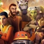 "Dave Filoni says its ""hard"" to think about other people working with characters from Star Wars Rebels"
