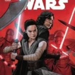 Preview of Marvel's Star Wars: The Last Jedi Adaptation #5
