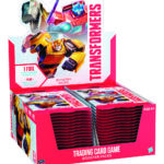 Transformers Trading Card Game announced by Hasbro and Wizards of the Coast