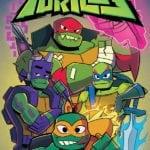Preview of Rise of Teenage Mutant Ninja Turtles #0