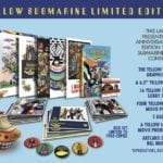 The Beatles Yellow Submarine Limited Edition Box Set announced at Comic-Con