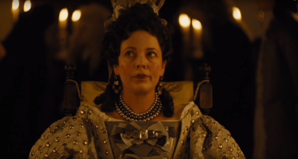 The-Favourite-teaser-screenshot-Olivia-Colman-600x321