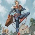 Preview of The Life of Captain Marvel #1