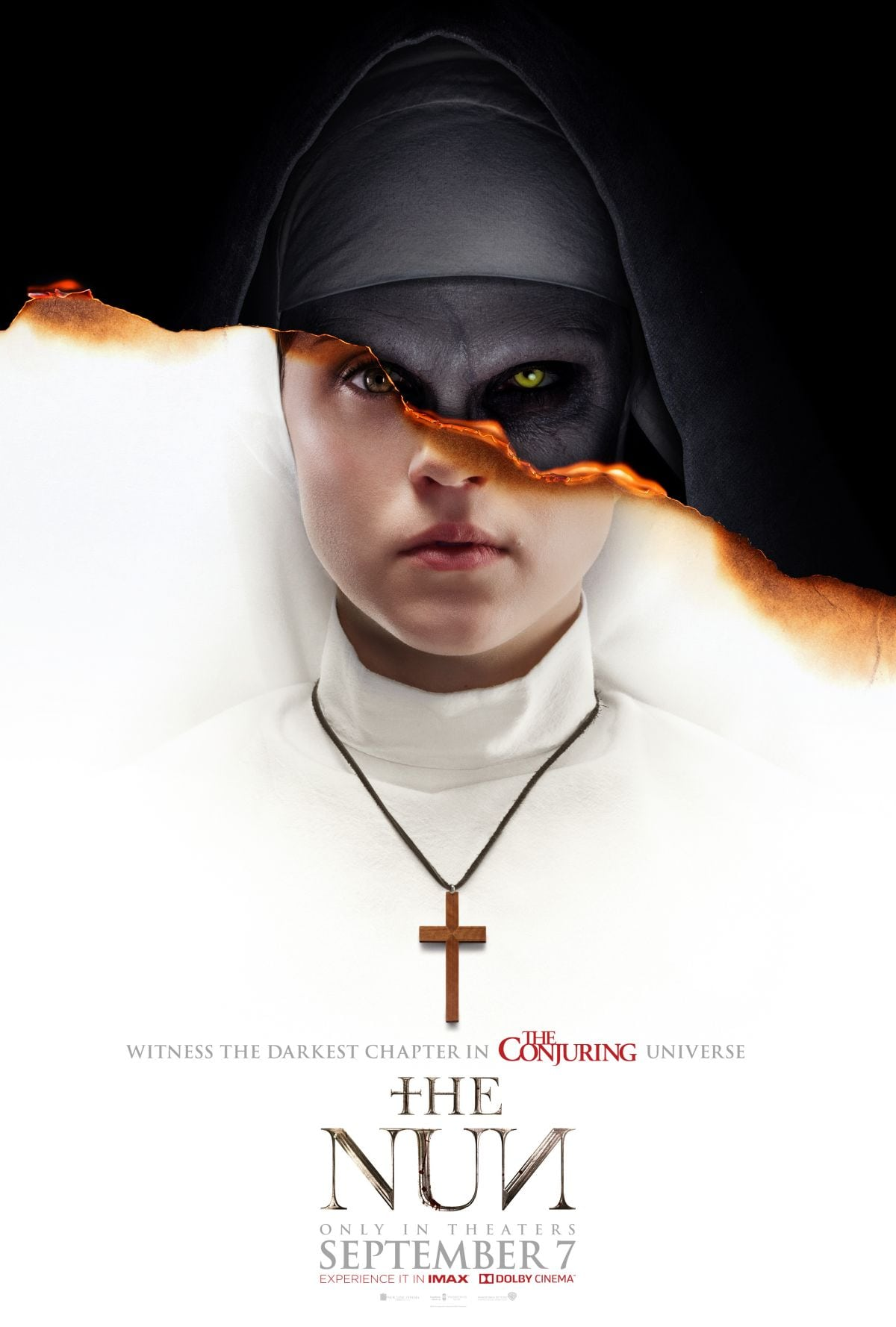 Movie Review - The Nun (2018)