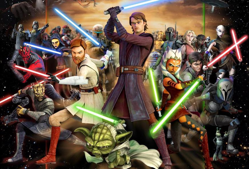 Starwars The Clone Wars