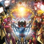 Comic Book Review – Transformers: Unicron #2
