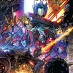Comic Book Review – Transformers: Unicron #1