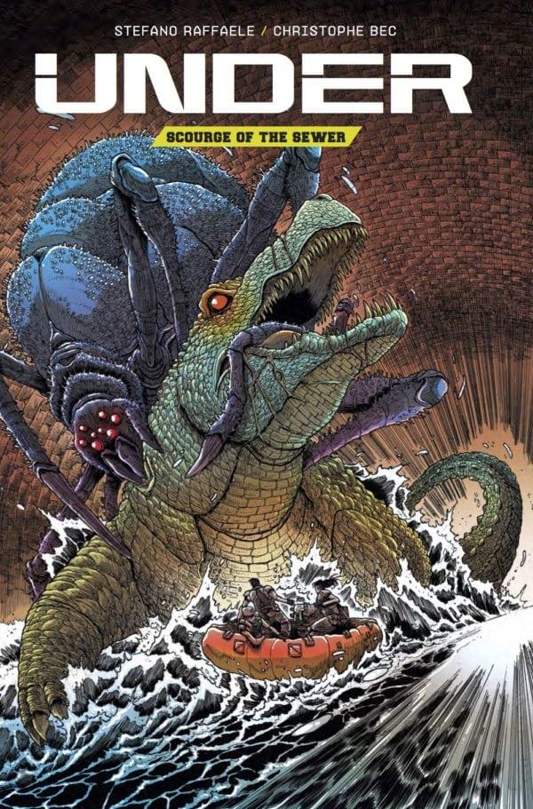 Jericho Comic Book