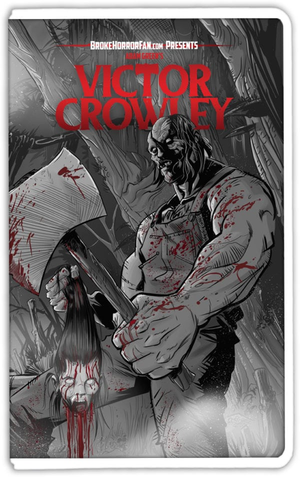 VictorCrowley-VHS2-bloody-600x955