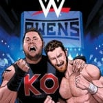 Comic Book Review – WWE #19