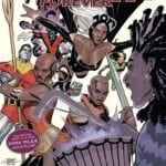 Preview of X-Men: Wakanda Forever #1