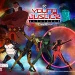Young Justice: Outsiders gets a premiere date and teaser