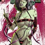 Preview of Zombie Tramp #49