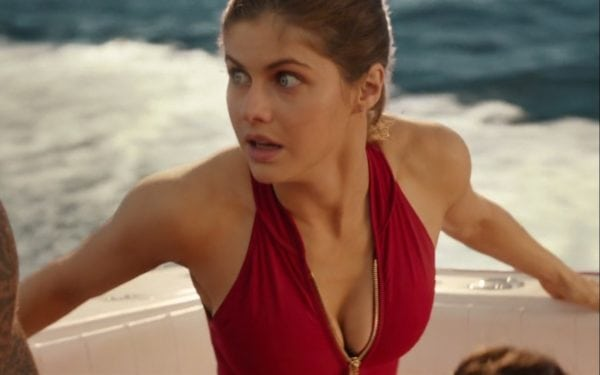 Alexandra Daddario to play a crazy lesbian in Why Women Kill