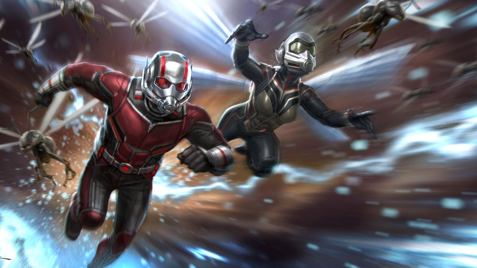 Marvel's Ant-Man and the Wasp director on the prospect of Ant-Man 3