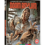 Giveaway – Win Doom Asylum on Blu-ray – NOW CLOSED