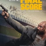 Poster for football stadium action thriller Final Score