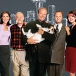"Kelsey Grammer says Frasier revival is ""in the early stages"" and ""all talk at this point"""