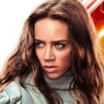 Steven Spielberg recommended Hannah John-Kamen for Marvel's Ant-Man and the Wasp