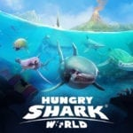 Hungry Shark World now feeding on consoles
