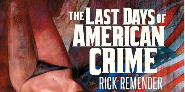 Edgar Ramirez To Lead Netflix S Comic Book Adaptation The Last Days Of American Crime