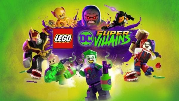 Full list of playable characters from LEGO DC Super Villains leaked