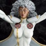 Kotobukiya's X-Men – Danger Room Session Storm collectible statue unveiled