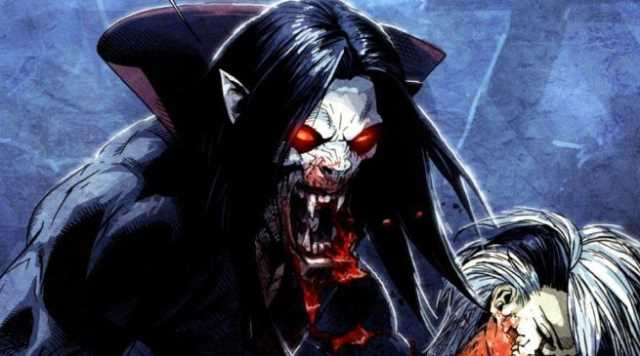 Morbius Vampire >> Venom producer says Morbius the Living Vampire movie is up