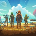 New trailer for No Man's Sky provides a first look at the multiplayer gameplay