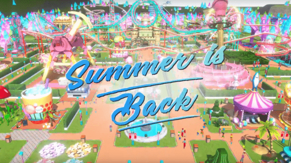 Enjoy the sunshine with RollerCoaster Tycoon Touch Summer update